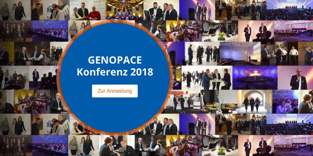 Anmeldeschluss: Jubiläumskonferenz 10 Jahre GENOPACE