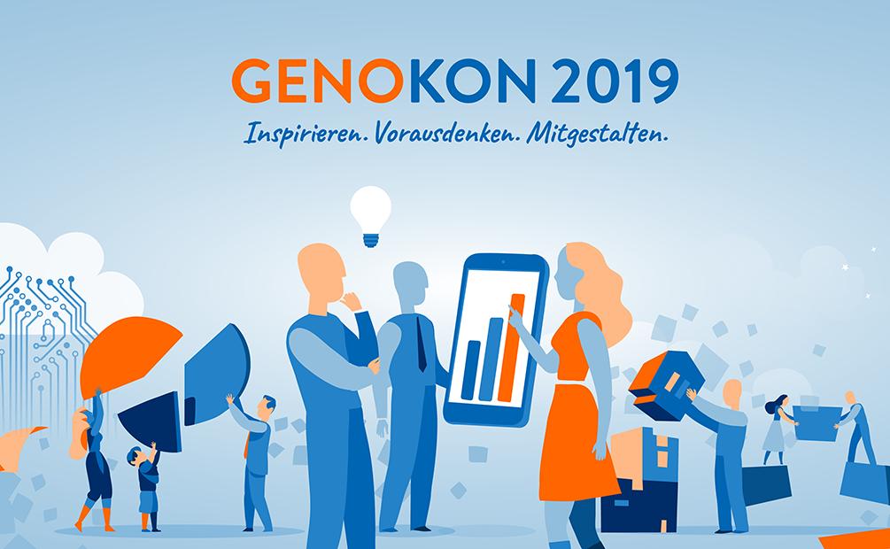 Anmeldung zur GENOPACE Konferenz – GENOKON 2019