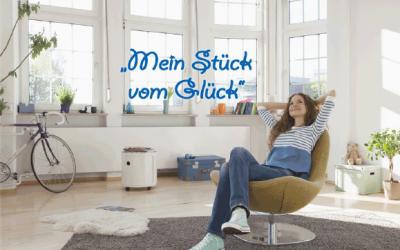 """Sonderaktion """"Mein Stück vom Glück"""" der DZ HYP"""