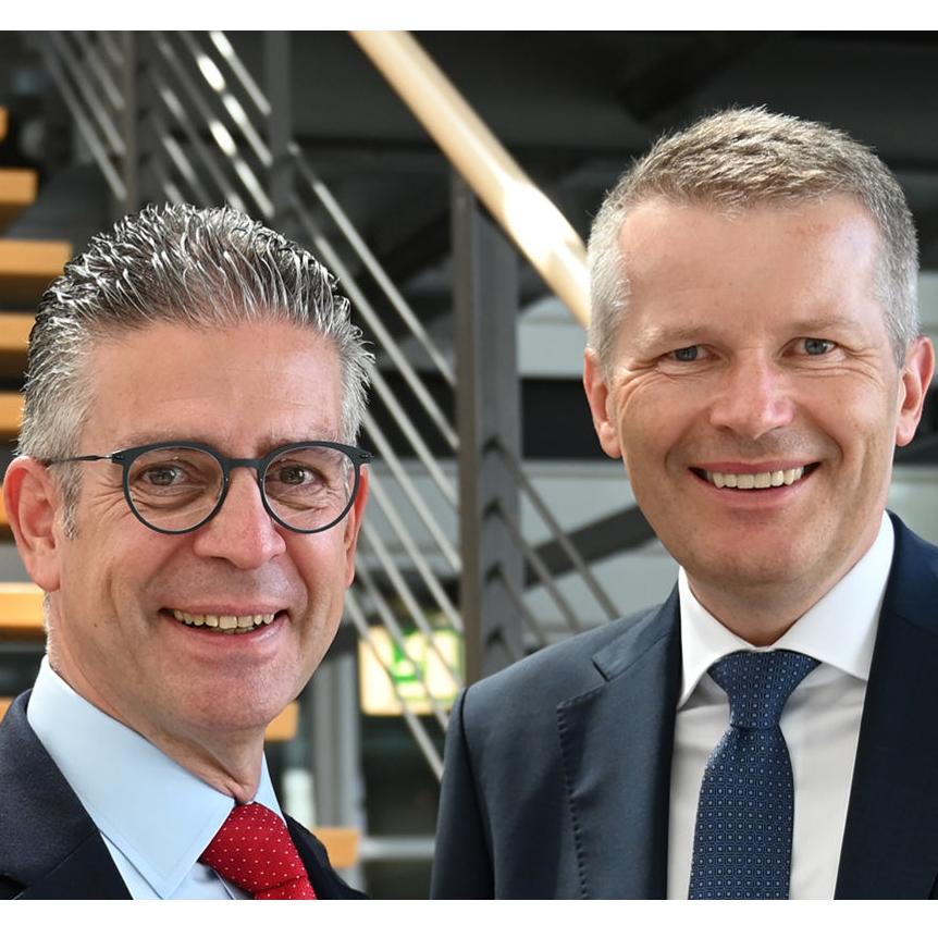 Martin Büchner und Dr. Andreas Kronabitleitner
